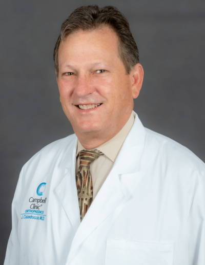 James H. Calandruccio, MD