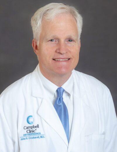 John R. Crockarell, Jr, MD
