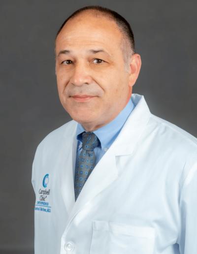 Santos Martinez, MD